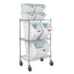Material Handling - Ingredient_Bins&Rack - 9G59