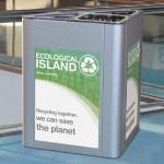 Metal waste Seperation Bins Indoor 3