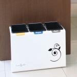 Metal waste Seperation Bins Indoor 4