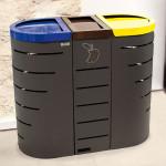 Metal waste Seperation Bins Indoor 5