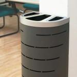 Metal waste Seperation Bins Indoor 6