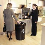 Plastic Waste Separation Bins Indoor 5