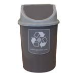 Plastic Waste Separation Bins Indoor 7
