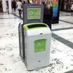 Plastic Waste Separation Bins Indoor 9