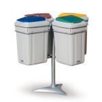 Polyethylene Waste Separation Outdoor 1